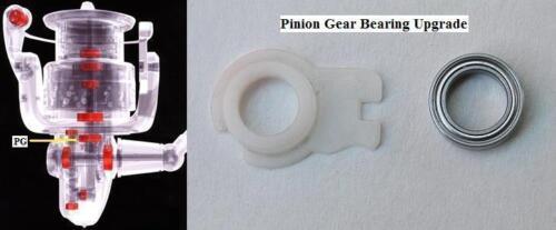 Shimano pinion bearing upgrade NASCI 5000 6000 - SUPER 4000GTFA 5000GTFA 07
