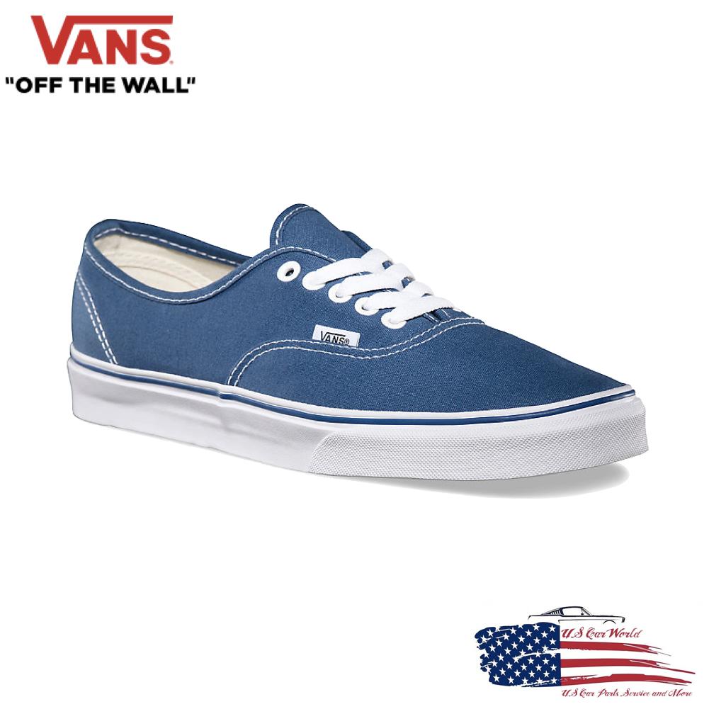 Vans - Authentic - Klassiker - Sneaker Skate Schuhe - Blau/Navy - EE3NVY - NEU