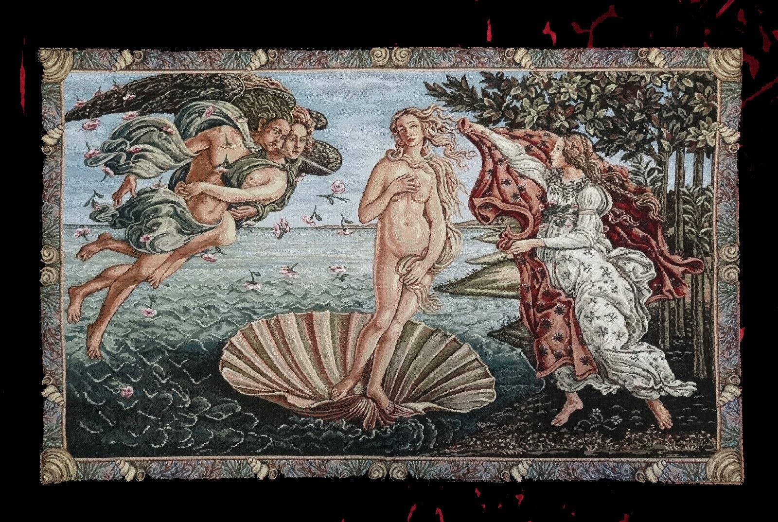 Tapiz Gobelin Sandro Botticelli La nascita di di di Venere el nacimiento del Venus 264239
