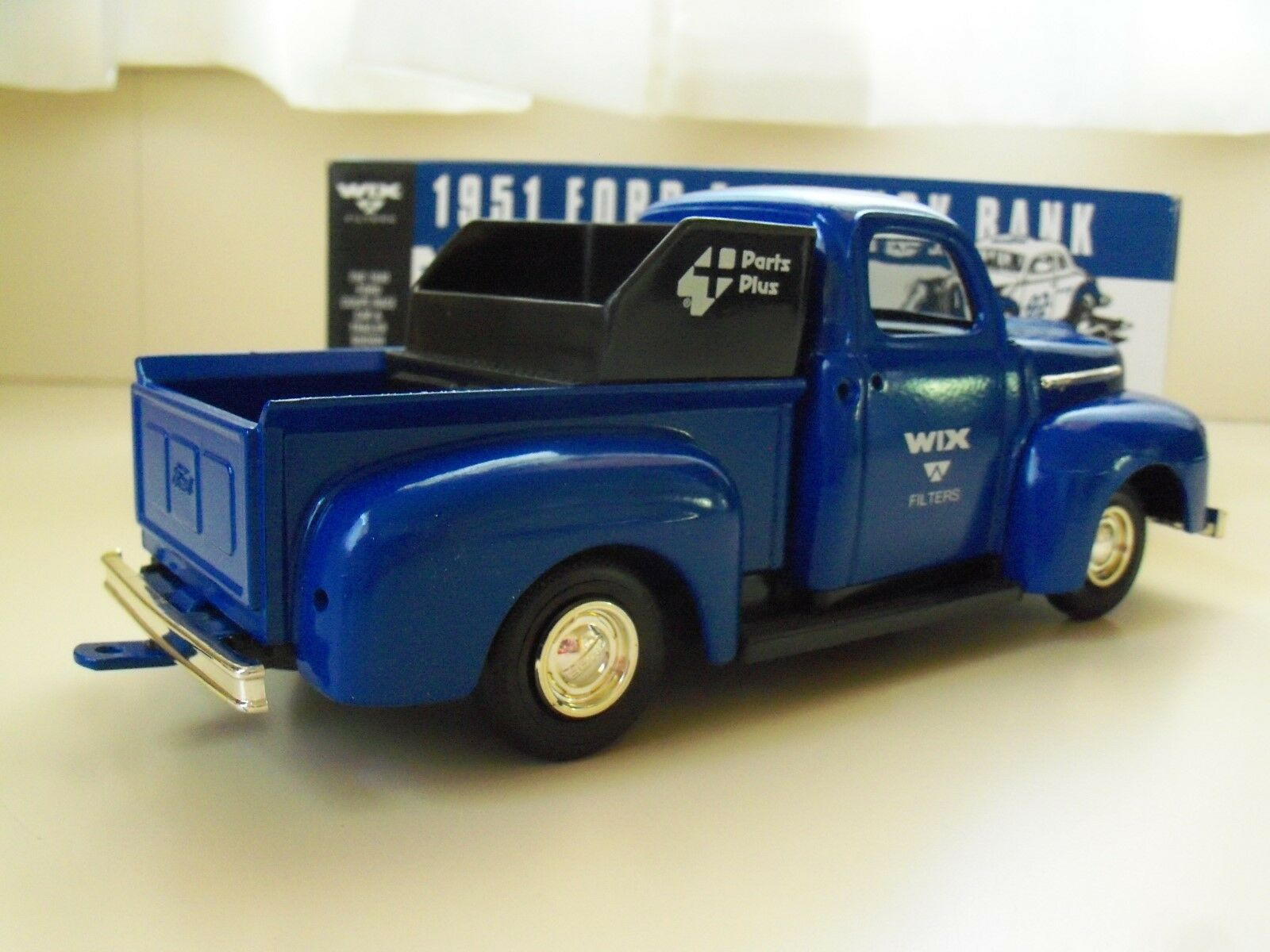 Ertl Collectables Diecast 1951 Ford F1 Truck Bank Ebay Chevy Panel