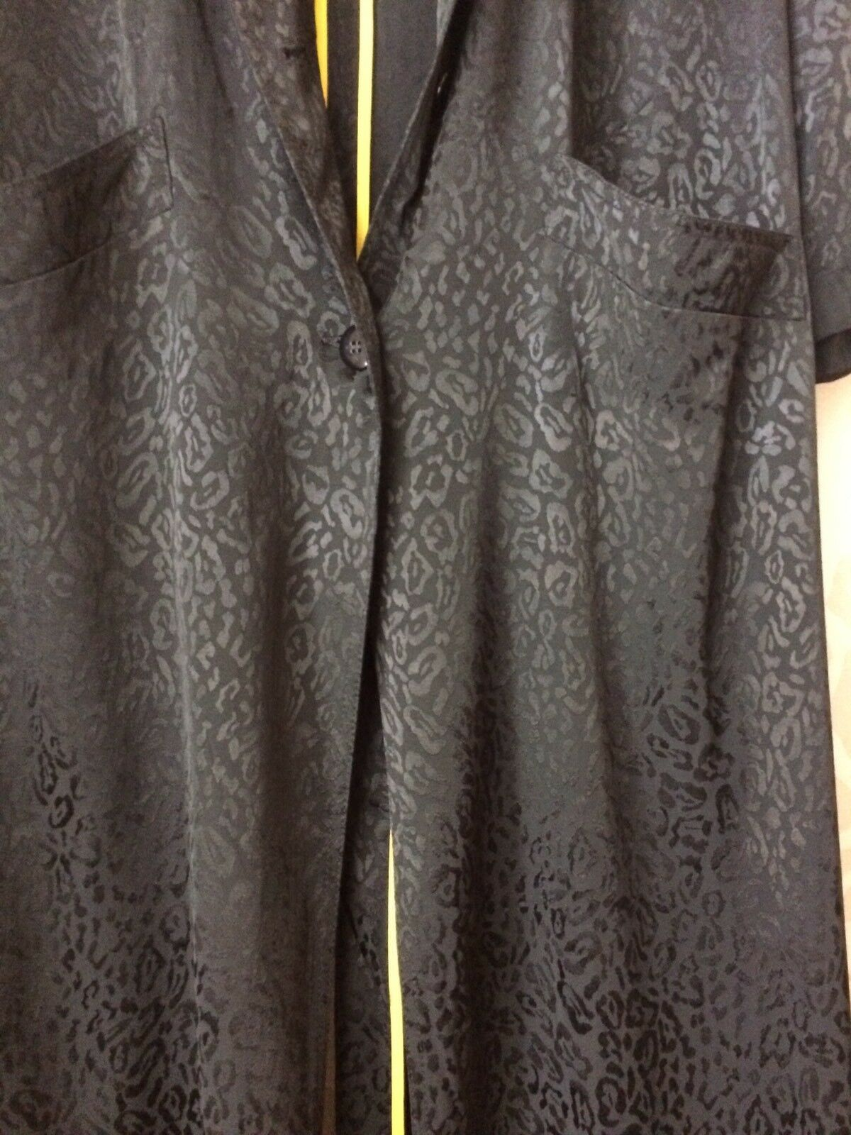 Trench Trench Trench Coat Ladies  Topshop Animal Print b33bb4