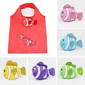 Eco-Shopping-Bag-Reusable-Tote-Bags-Grocery-Shoulder-Handbag-Animal-Shoppers-1PC