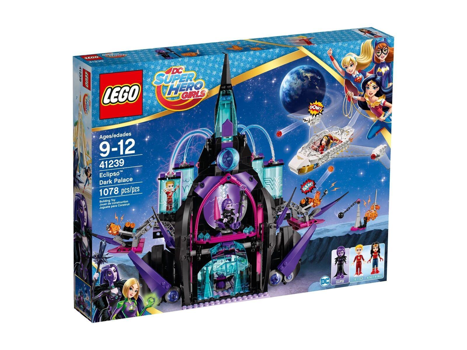 LEGO ® DC Super Hero Girls 31239 LE LE LE CAVALIER NOIR... NEUF new neuf dans sa boîte En parfait état, dans sa boîte scellée | Sale Online  cf24b0