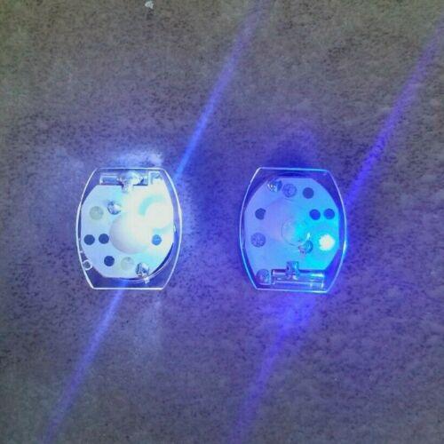 Blinking LED lights Flashing lights - FREEBIES 10pc craft lights
