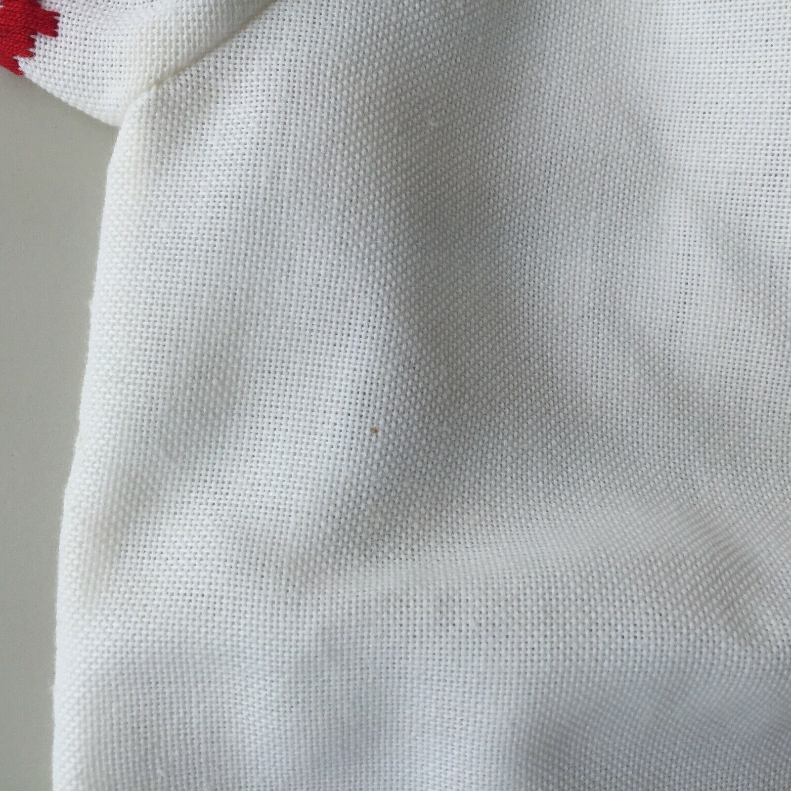 Vintage Hungarian Blouse Embroidered Peasant Top … - image 9