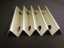 3 Stück Gasgrill Aromaschiene aus Edelstahl 375x45//45mm Öffnungsweite 80mm