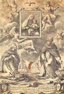SANTA-MARIA-INTERCEDITRICE-GRAVURE-PAOLO-PILAIA-GRAVEUR-ROME-ITALIE-1739