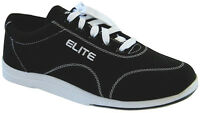 Elite Casual Men's Bowling Shoes - - 2-year Warranty