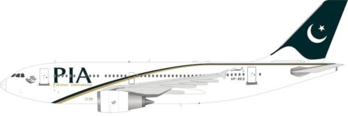 AP-BEQ WITH STAND Details about  /INFLIGHT 200 IF310PK1120 1//200 PIA AIRBUS A310-308 REG