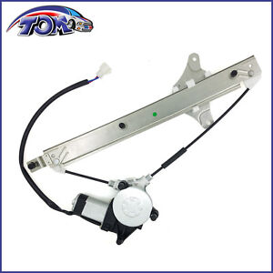 Brand new rear drivers side power window regulator with for 1992 toyota camry window regulator