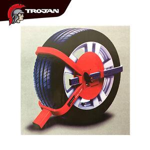 TROJAN-DEFENDER-HEAVY-DUTY-WHEEL-CLAMP-SAFETY-LOCK-FOR-TRAILER-CARAVAN-CAR