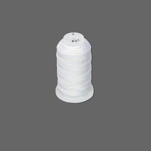 Purely Silk Thread White Size FFF 92 Yards 84.1m