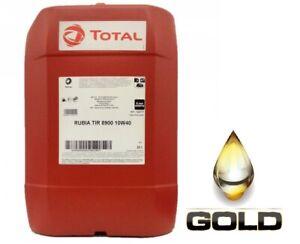 10W-40-TOTAL-Rubia-TIR-8900-LKW-OL-Nutzfahrzeugeoel-20-Liter