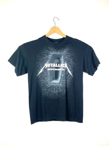 NEW WITH TAGS SMALL METALLICA DEATH MAGNETIC T-SHIRT