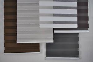 Duo-Rollo-double-store-Rouleau-pare-soleil-couleur-blanc-beige-marron-gris