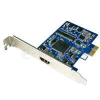 Pci-e Hdmi Input Video Capture Card Grabber 1080p 24hz F Windows Win8 Blu-ray