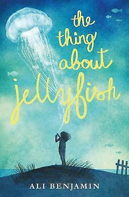 1 of 1 - The Thing About Jellyfish-ExLibrary