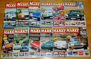 Oldtimer-Markt-Jahrgang-2002-komplett-Hefte-1-12-Zeitschrift-Automobile-Motorraed