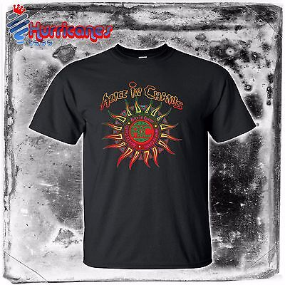ALICE IN CHAINS Rock Band AIC Logo Mens T-Shirt Size S to 4XLT