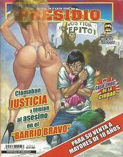 RELATOS DE PRESIDIO MEXICAN COMIC #821 MEXICO SPANISH HISTORIETA 2010 CRIME