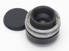 """Rare Cooke Taylor-Hobson 1"""" (25mm) 1.8 C-Mount Filmo Special Super 16 Prime Lens"""