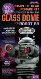 Lost-en-Espacio-Robot-Completo-Vidrio-Domo-Juego-B9-MM948-B-9-Abierta-Caja
