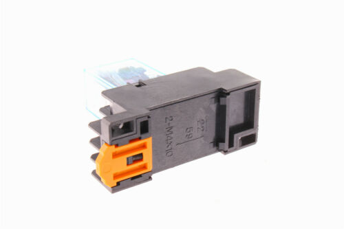 Miniature Relay 4DPDT 14Pins Power Relay MY4NJ HH52P DC12V AC220V With Socket
