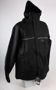 de Typhoon Veste Layer pluie 3 Jacket Highlander Mountain noire nZCwfqYq