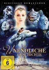 DVD *  DIE UNENDLICHE GESCHICHTE - REMASTERED - Michael Ende  # NEU OVP +
