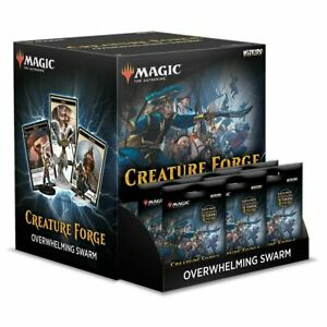 Magic-The-Gathering-Creature-Forge-Overwhelming-Swarm-24-Count