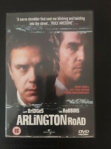 Arlington-Road-DVD-1999-Jeff-Bridges-Cert-15-Big-Value-From-A-Small-Business