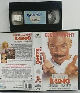 Il-Genio-VHS-Touchstone-Usato-Ex-Noleggio