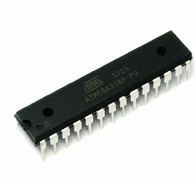 NEW ATMEGA328P-PU DIP-28 Microcontroller IC