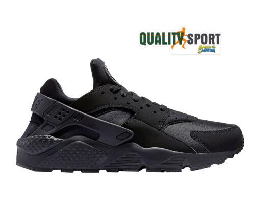 Nike 318429 Scarpe Sneakers Air Sportive 003 Huarache Nero Shoes Uomo Wrrw6Bqn