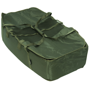 Large Carp Fishing Unhooking Cradle Mat Rigid Outer & Soft Inner