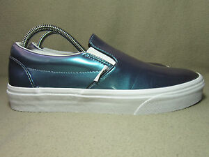 Unisex On Vans de eu Slip 40 off 7 charol Uk Vgc Patinadores 5 Wall The ExId44S