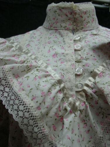 Victorian Pioneer Vintage OldWest Mormon Treck Theater Reenactment Costume Dress