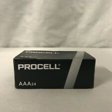 Procell by Duracell PC2400 Alkaline AAA Batteries 1 Box of 24 Batteries