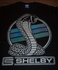 VINTAGE STYLE SHELBY COBRA CAR FORD T-Shirt SMALL NEW