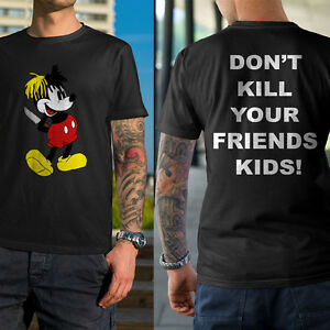 d2f5cc784 New XXXTENTACION TOUR MERCH DON T KILL YOUR FRIENDS Men s T-shirt ...