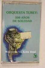500 Años De Soledad Y Otros Exitos Salseros - Orquesta Tu(Audio Cassette Sealed)