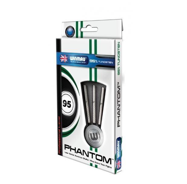 Winmau Phantom Phantom Phantom 95% Softdart 18g 3er Set Dartpfeile  | Online Outlet Store  ee4837