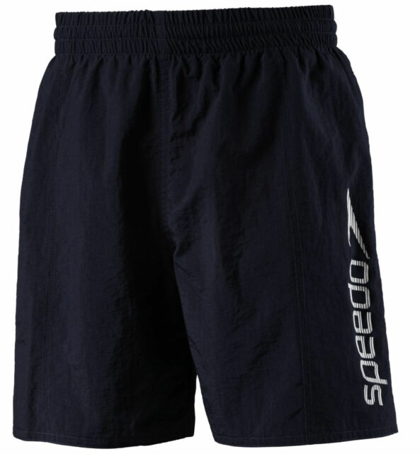 Speedo Kids Swim Shorts Challenge Navy Blue