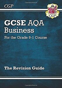 New-GCSE-Business-AQA-Revision-Guide-For-The-Grade-9-1-Course-Study-Aid-Book