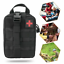 thumbnail 4 - Tactical First Aid Kit Pouch Survival Molle Rip Away EMT Medic Bag Nylon Camping