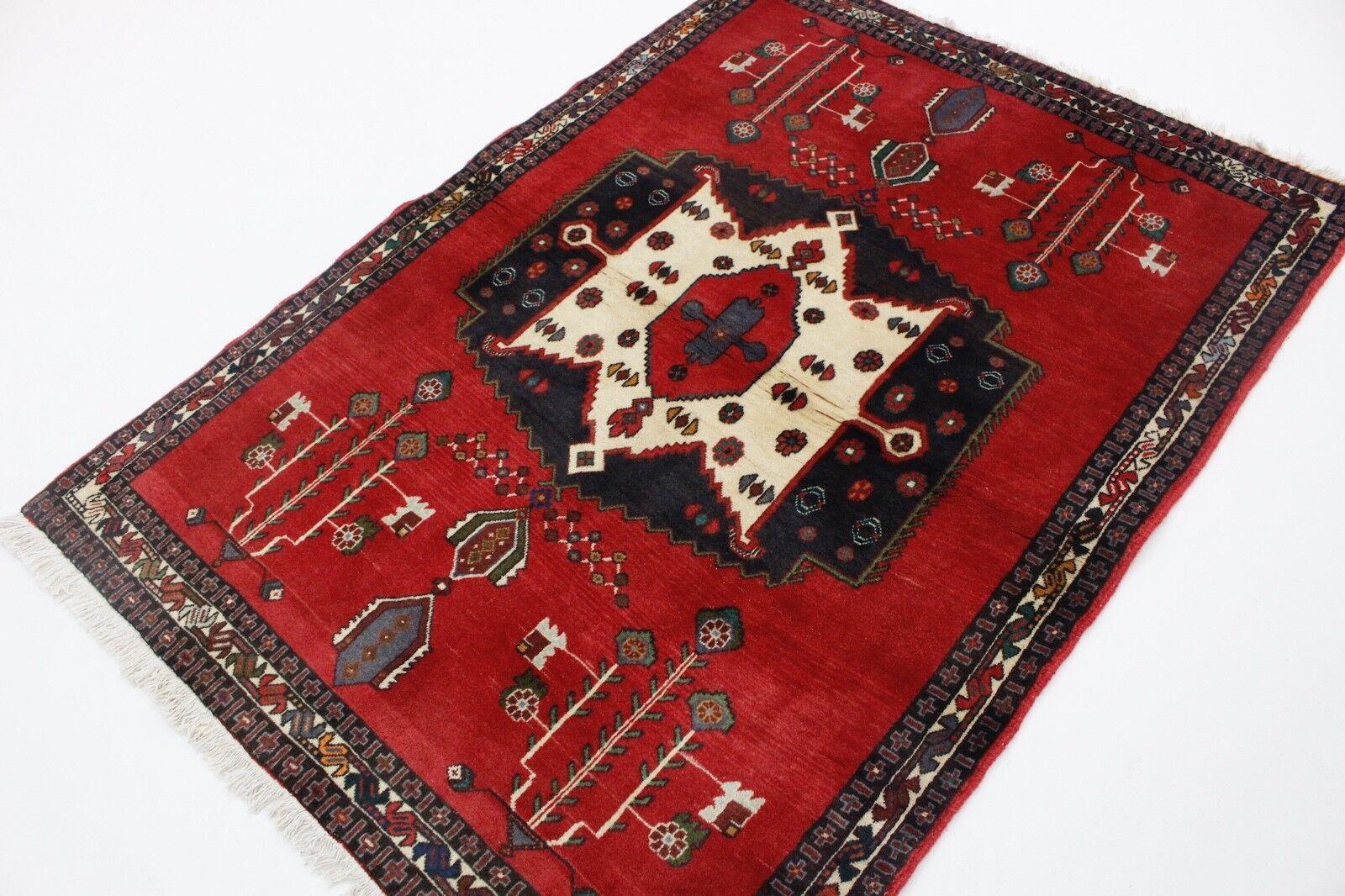 Magazzino vendita Tapis persan SUPER Afshar classico 160x110 mano intessuti intessuti intessuti KL 4173 8aa0ba