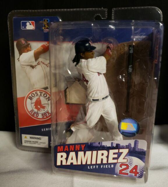 Boston Red Sox Mint Condition! McFarlane MLB Series 16 Manny Ramirez