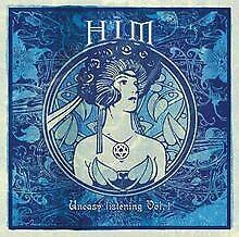 Uneasy-Listening-Vol-1-von-Him-CD-Zustand-gut