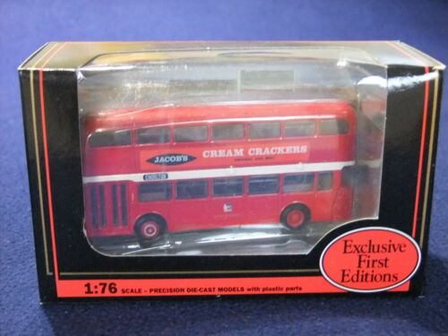 various liveries available BOXED EFE Daimler Fleetline Bus 1:76 Scale
