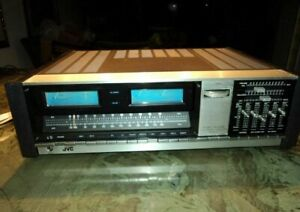JR-S600-MKII-LED-LAMP-KIT-STEREO-amp-GRAPHIC-EQUALIZER-METERS-JVC-RECEIVER